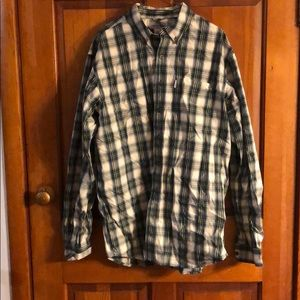 Carhart large tall flannel